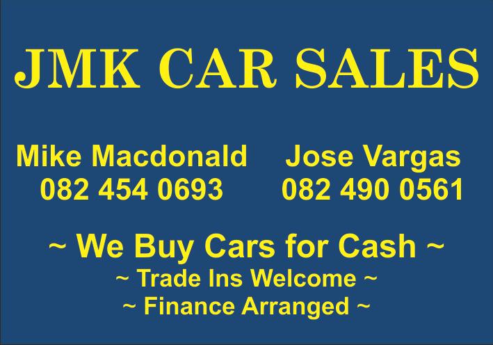 JMK Car Sales